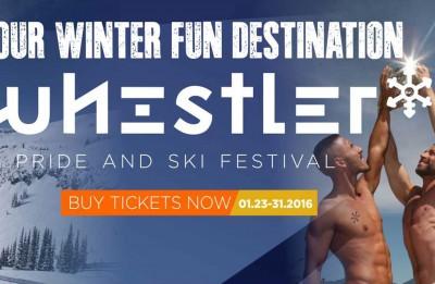 Whistler Pride & Ski Festival